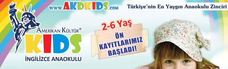 Akd Kids anaokullari